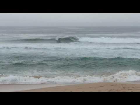 Fun Waves At Bendalong