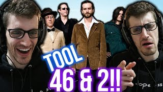 """Hip Hop Head's Reaction To TOOL    """"Forty Six & 2"""""""