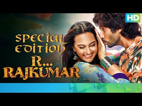 R...Rajkumar Movie | Special Edition on 6th Anniversary | Shahid Kapoor, Sonakshi Sinha & Sonu Sood
