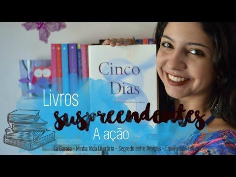 [Minha Vida Literária] Cinco Dias ? Julie Lawson Timmer || Ação: Livros Surpreendentes