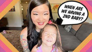 Another Baby? The Decision to Have An Only Child! | HelloHannahCho