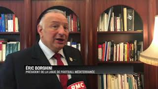 Le Président Eric Borghini évoque la rentrée après le sacre mondial (RMC)