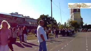 Свято знань в школі № 119 м.Києва