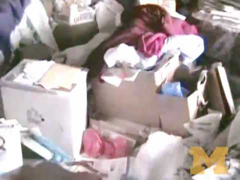 Compulsive hoarding poses safety and psychological risks