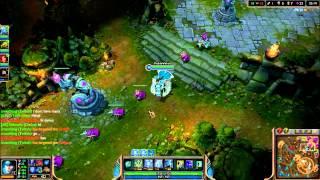 preview picture of video 'Zagraj w League of Legends z Pablo Volen - Taric 1.2'