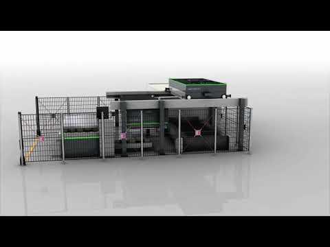 Remmert LaserFLEX 4020 automation P01117037