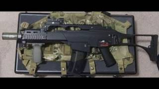 KWA G36c 2GX H&K Review