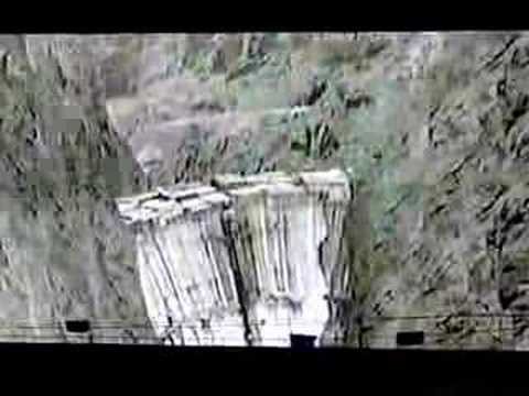 Hoover Dam - time lapse