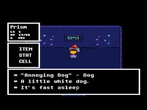 undertale dog shrine