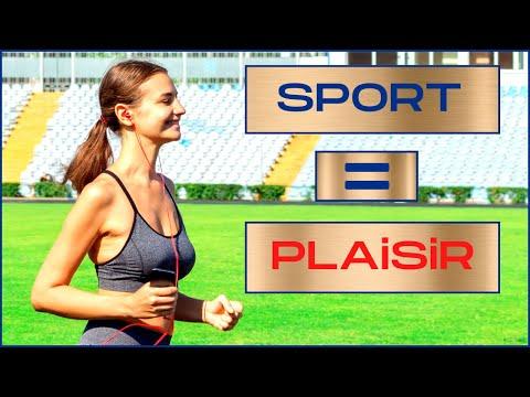 Le plaisir dans le sport