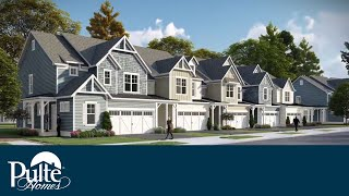 New Homes in Apex, NC - Woodbury by Pulte Homes