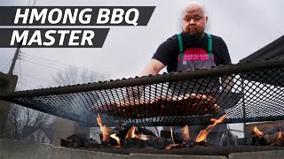 How Chef Yia Vang Honors Hmong Cooking With Open Fire Feasts — Smoke Point