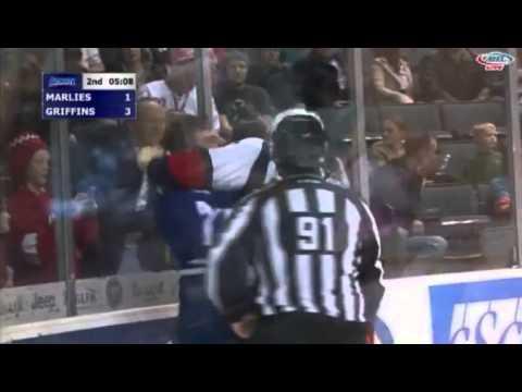 Brendan Mikkelson vs Louis-Marc Aubry