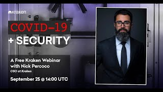COVID Security Webinar