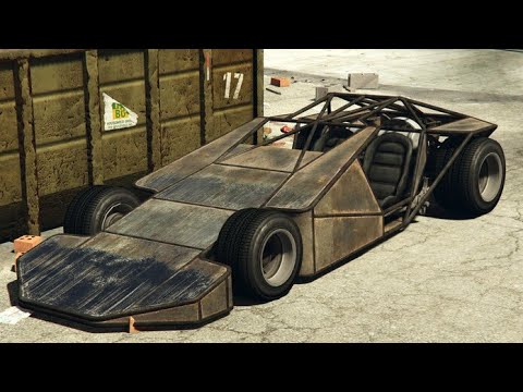GTA 5 NEW Offroad Car Smashing The Cars