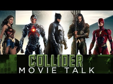 Justice League Trailer Review, Venom Rated R - Collider Movie Talk