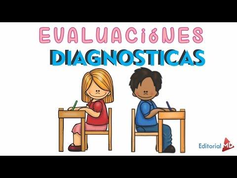 Evaluacion Diagnostica ¿Que es una Evaluación Inicial? ¿Como se hace? ACTUALIZADA 2018