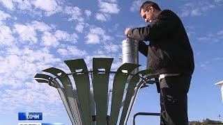 Авиационные метеорологи Сочи отметили 70-летний юбилей
