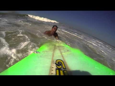 Surf em Carapebus