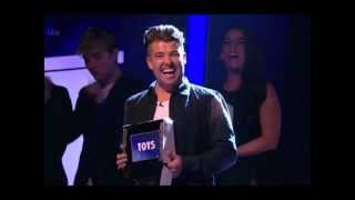 Joe McElderry  -  You Make Me Smile - Keep It In The Family