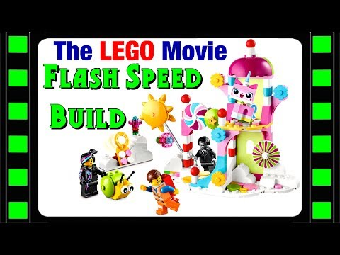Vidéo LEGO The LEGO Movie 70803 : Le palais des nuages