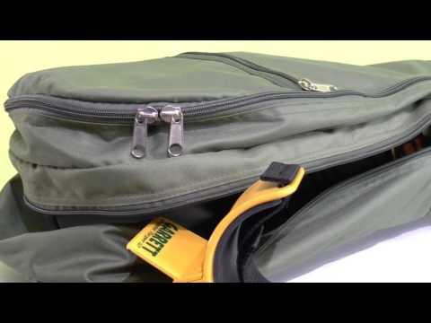 Обзор рюкзака для металлоискателя КС-85