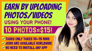 Earn $15 Every 10 Photos You Upload! Join the Data Collection Projects in TransPerfect Now!