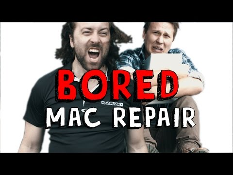Bored – Oprava Macu