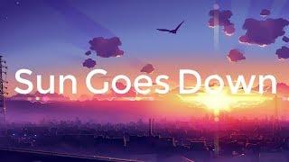 Robin Schulz - Sun Goes Down (Lyrics) ft. Jasmine Thompson