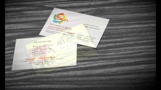 preview picture of video 'Muar  Name Card, Business Card, Design, Printing, Delivery in Johor Malaysia'