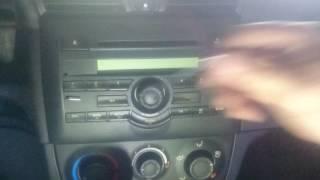 Demontaż Wymiana Wyjęcie Oryginalnego Radia Fiat Stilo (DOMOWYM SPOSOBEM) (disassembly Homemade)