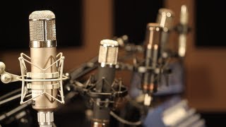 Telefunken Mic Shootout (Part 2)