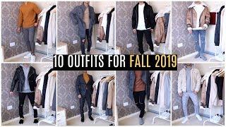 10 DOPE Fall Outfit Ideas | Fall Lookbook 2019 | Mens Fashion