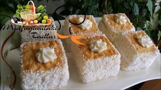 Porsiyonluk Pamuk Pasta Nasıl Yapılır