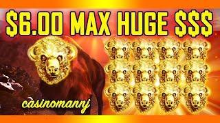 Monster Win On Golden Pumpkin Slot Machine What A