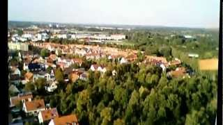 preview picture of video 'Parkflyer Borstel Dachau Süd 2  Flycam'
