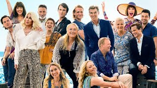 MAMMA MIA! 2 Here We Go Again 'Reunion' Behind The Scenes Featurette