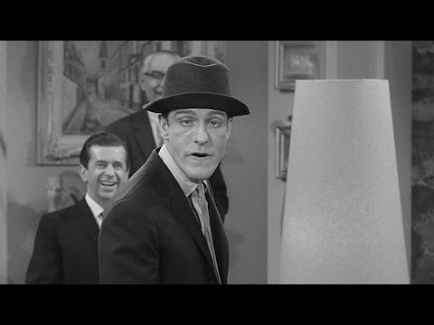 Dick Van Dyke's incomparable physical comedy