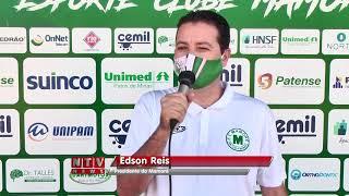 Esporte Clube Mamoré aguarda a decisão da Federação Mineira de Futebol, sobre o futuro do módulo 2 , do Campeonato Mineiro, que deve sair na próxima segunda-feira.