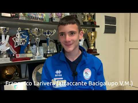 Preview video FRANCESCO LARIVERA (GIOVANISSIMI REGIONALI 2005-2006)