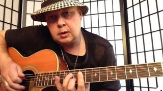 Tom Petty And The Heartbreakers - A Woman In Love - Guitar Lesson