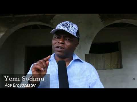 Yemi Sodimu endorses OREOFE FILMS MOBILE APP
