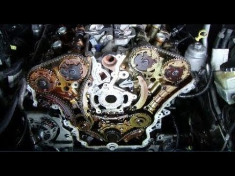 HFV6 Timing Chain Replacement - смотреть онлайн на Hah Life
