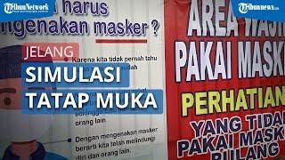 Sekolah SDN Pekayon Jaya VI, Bekasi Disterilkan pada Masa Uji Coba Pembelajaran Tatap Muka