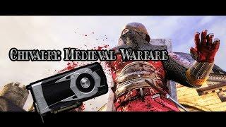 Chivalry: Medieval Warfare на GTS-250