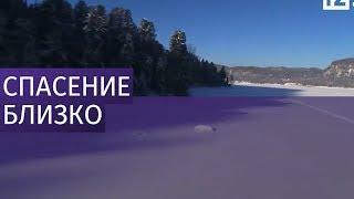 Вертолет для спасения альпинистов направлен из Кемерова