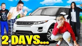 LAST To Leave Car WINS $20,000 - Challenge! (SUPER HARD) MR BEAST TYPE CHALLENGE!! | MindOfRez