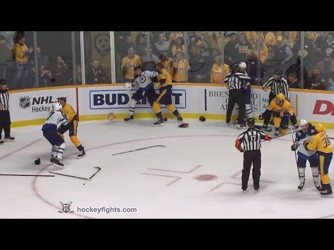 Colton Sissons vs. Nikolaj Ehlers