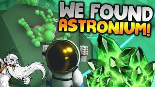 "Astroneer Gameplay - ""HOW TO FIND ASTRONIUM ON TERRA!!!"" -  Walkthrough Let"