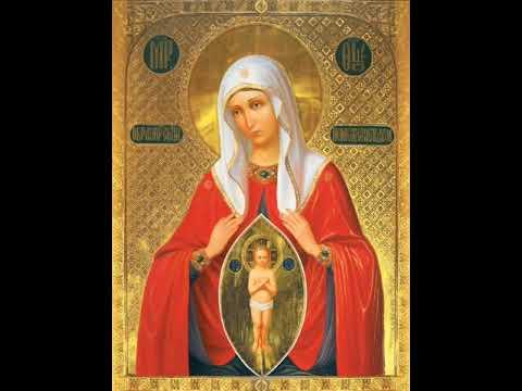 Свята молитва  Богородиці для вагітної жінки, яка хоче легко народити дитину!